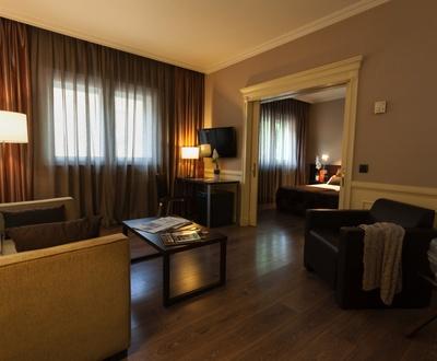 Suite Junior Hôtel Cortezo