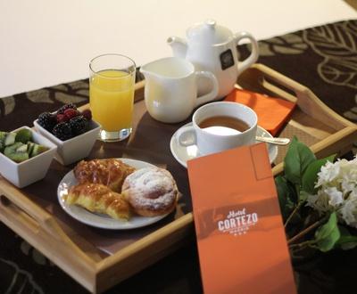 Petit-déjeuner Hôtel Cortezo